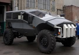 Bulletproof car