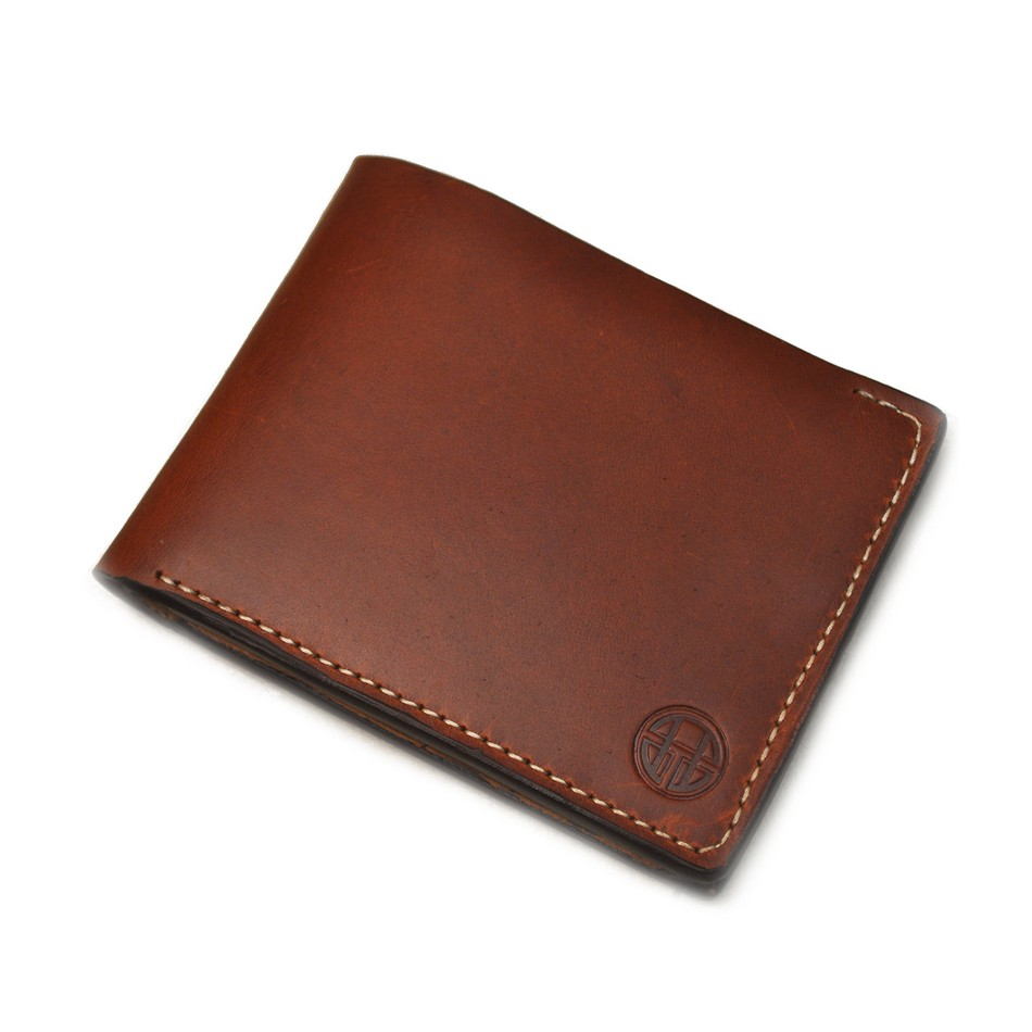 leather wallet gift