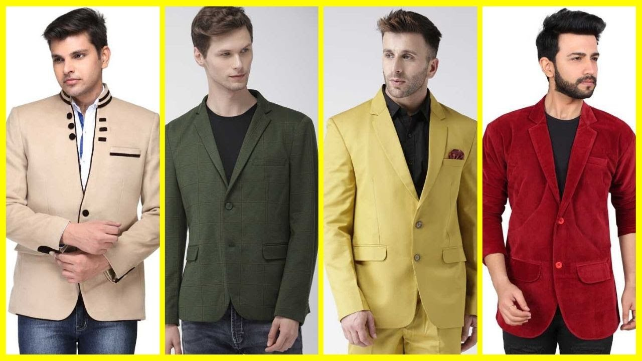 Know More Detailed Information About Men's Fashion