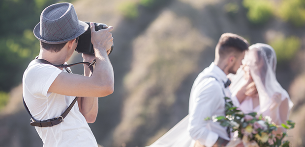 Experience Wedding Photographer