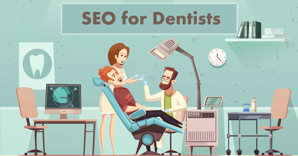 SEO for dentists strategy